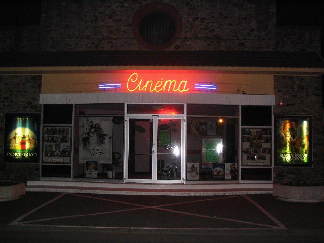 cinéma 3D St Mars la Jaille